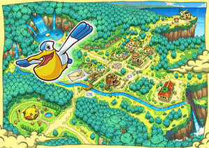 Plaza Pokémon