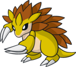 Sandslash (dream world)