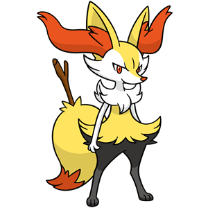 Braixen (dream world)
