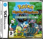 Carátula Pokémon Mundo Misterioso Exploradores del Tiempo