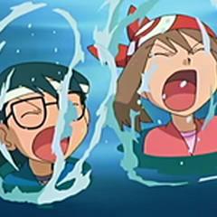 EP433 Aura y Max saliendo del agua.png