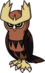 Noctowl (anime SO)