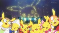 EP916 Rayo con forma de Pikachu