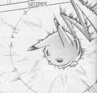 PMS038 Pikachu de Red Usando Trueno