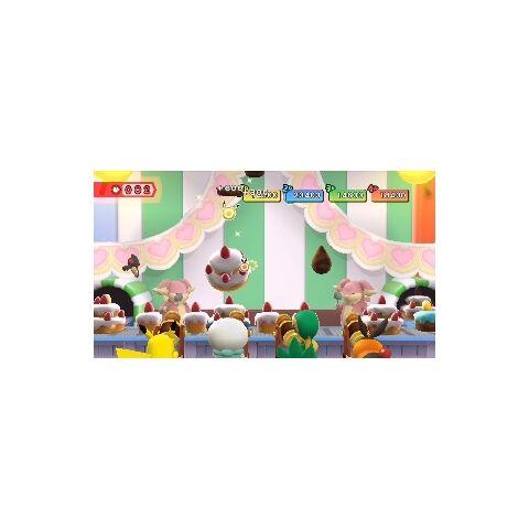 Algunos minijuegos se pueden disfrutar en modo multijugador.