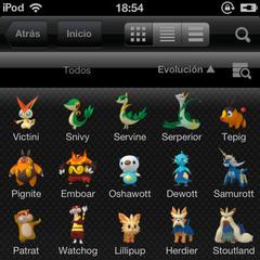 Lista de Pokémon