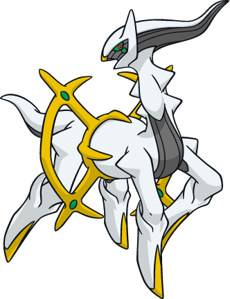 Arceus (dream world)