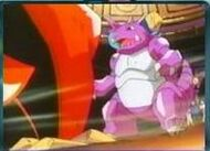 EP060 Nidoking de Gary vs Kingler de Giovanni