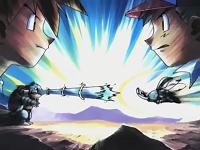 EP271 Blastoise vs heracross