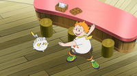 EP968 Chris y Togedemaru