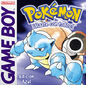 Carátula de Pokémon Azul