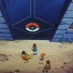 El gimnasio de Isla Navel entrena Pokémon de varios <a href=
