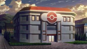 PO01 Centro Pokémon
