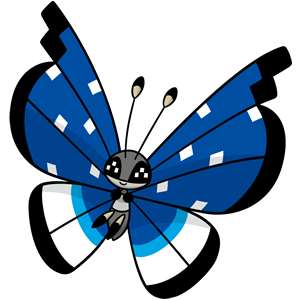 Vivillon taiga (dream world)
