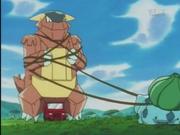 EP034 Bulbasaur usando latigo cepa