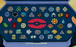 EP512 Medallas de fantasía de Ash