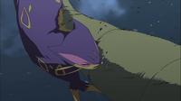 GEN14 Haxorus usando cola dragón