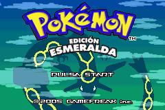Pokémon Esmeralda