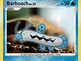 Barboach (Tesoros Misteriosos TCG)