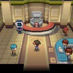 Centro Pokémon de la <a href=