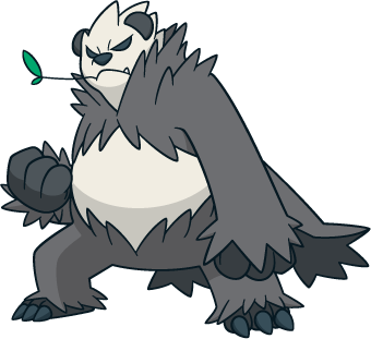 Pangoro (dream world)
