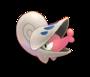 Shelmet Pokémon Mundo Megamisterioso