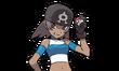 VS Recluta del Equipo Aqua (mujer) ROZA