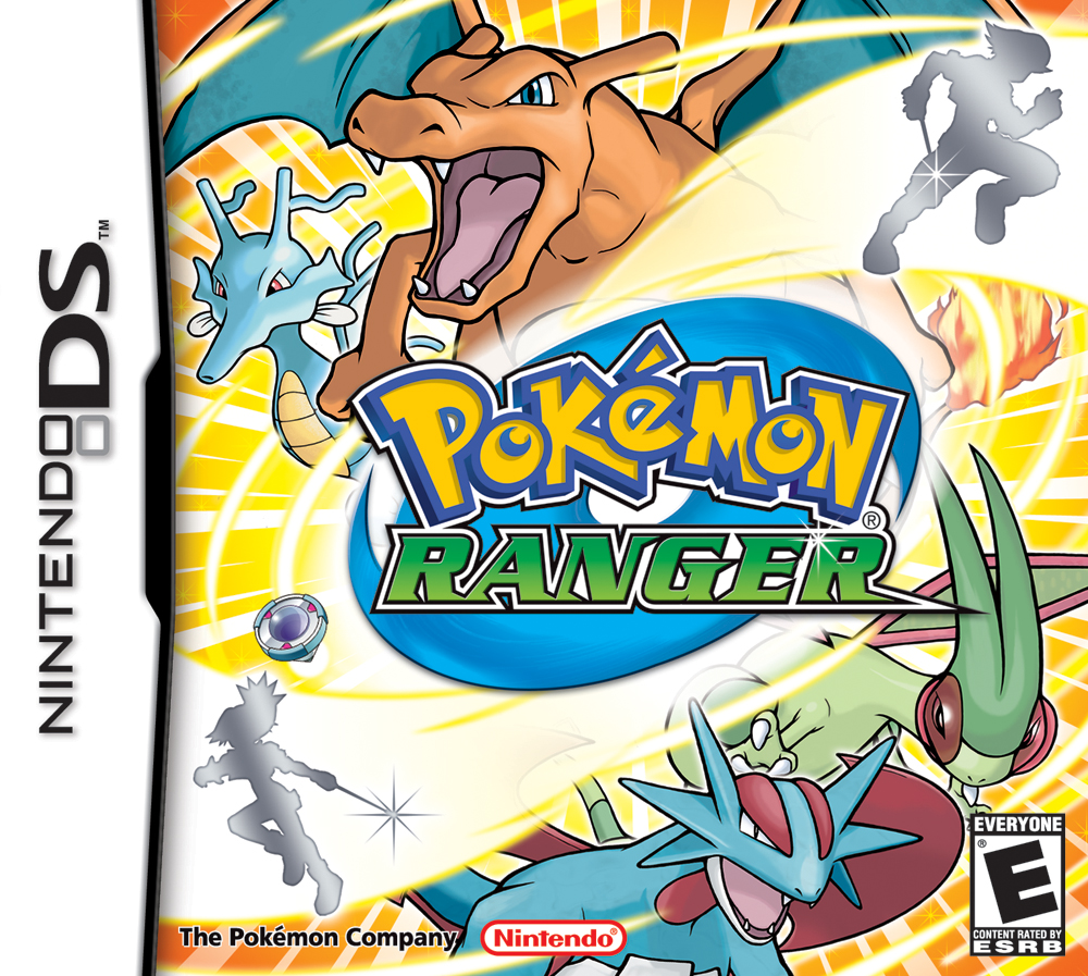 Resultado de imagen de pokemon ranger
