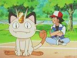 EP056 Meowth de Ash