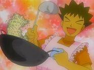 EP280 Brock cocinando