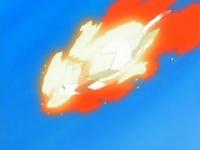 EP536 Staravia en llamas para usar pájaro osado