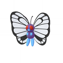 Butterfree GO hembra