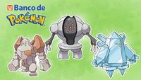 Evento Regis del Banco de Pokémon