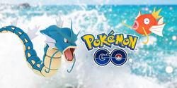 Festival acuático 2017 Pokémon GO