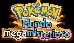 Logo Pokémon mundo megamisterioso