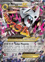 M Aggron-EX (Duelos Primigenios 94 TCG)
