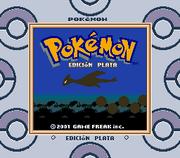 Pokémon Plata (Torre GB)