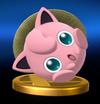 Trofeo de Jigglypuff (alt.) SSB4 (Wii U)