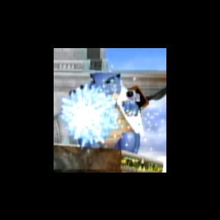 Blastoise usando <a href=