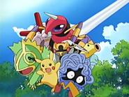EP433 Pokémon atrapados