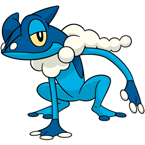 Frogadier (dream world)