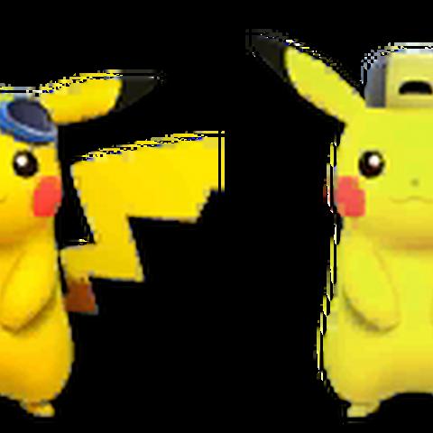 Paleta de colores de Pikachu en Super Smash Bros. 4.