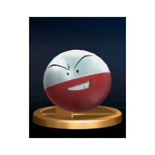 Trofeo de Electrode en <a href=