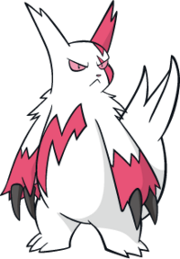 Zangoose (dream world)