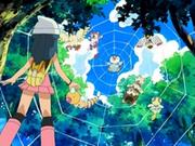 EP470 Pokémon atrapados