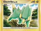 Electrike (Tesoros Misteriosos TCG)