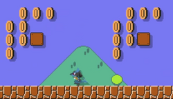Lucario Super Mario Maker