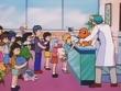 EP057 Clientes dejando sus Pokémon en el centro de crianza