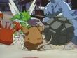 EP042 Pokémon rodeando a Scyther