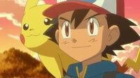 EP679 Ash y Pikachu